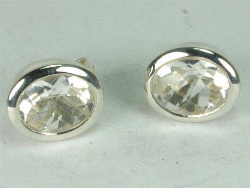 SM172 Bergkristall 7x9 mm