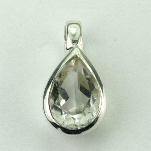 AN101 Bergkristall 6x9 mm