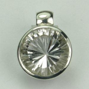 AN25T Bergkristall 11 mm concav