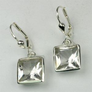 SM203 Bergkristall 9x9 mm
