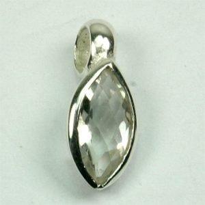 AN99 Bergkristall 5x10 mm