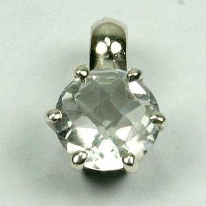 AN106 Bergkristall 7 mm