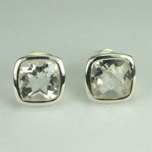SM176 Bergkristall 8x8 mm