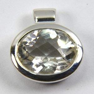 AN79 Bergkristall 9x11 mm