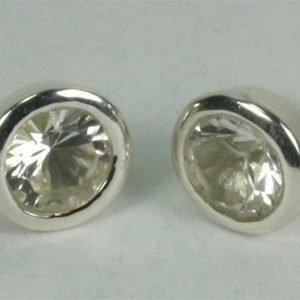 SM171 Bergkristall 7 mm concav