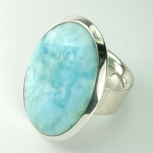 RA209 Larimar 25 24x35 mm oval