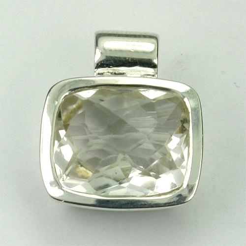 AN81 Bergkristall 10x12 mm