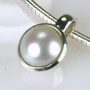 AN126 Süßwasserperle 9 mm