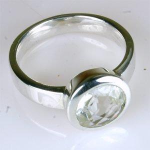 RA202 Bergkristall 9 mm