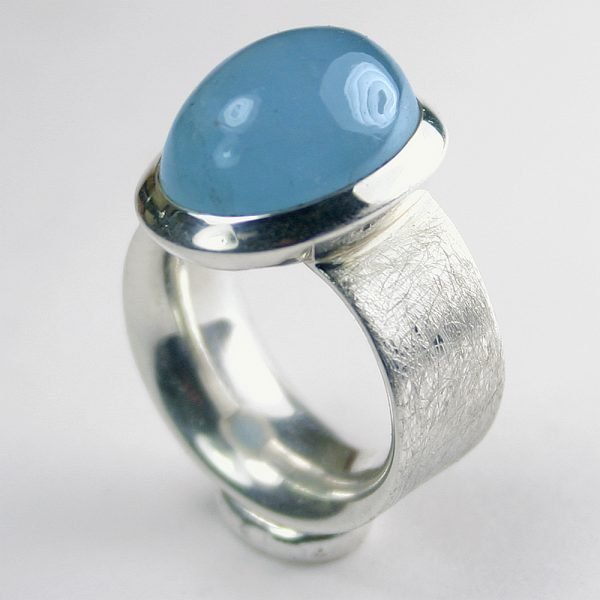 RA209 Aquamarin 51 13x18 mm oval