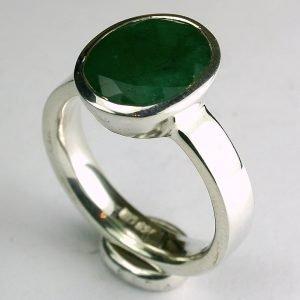RA110-1 Smaragd 30 10x14 mm oval