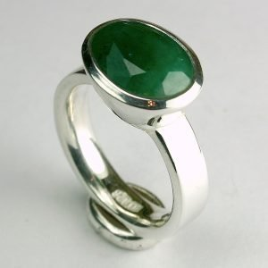 RA110-1 Smaragd 34 9x11 mm oval
